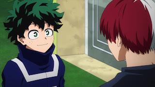 ヒロアカ5期 アニメ | 緑谷出久 かっこいい | Midoriya Izuku | デク DEKU | 僕のヒーローアカデミア My Hero Academia | Hello Anime !