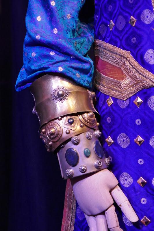 Aladdin Genie costume bracelet