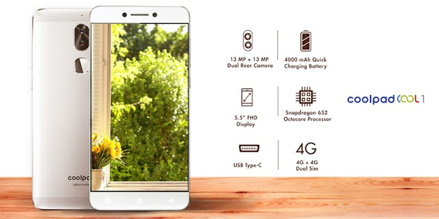 Coolpad Cool1 full review