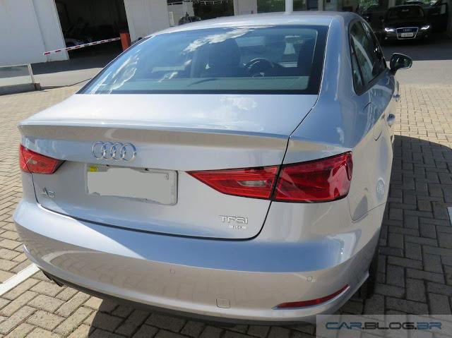 Novo Audi A3 Sedan 1.4 Flex 2016