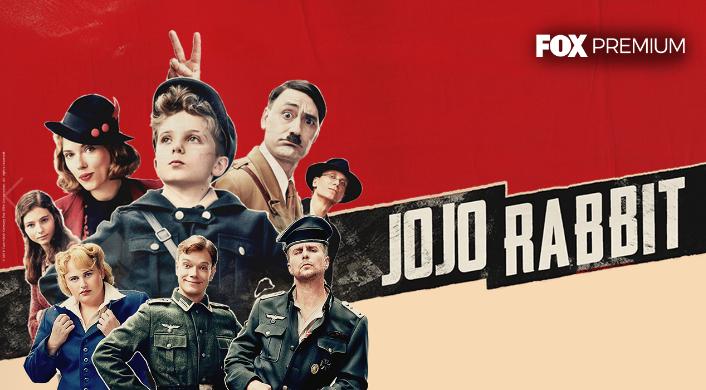 "Sábado 8 De Agosto – ""Jojo Rabbit"", La Película Ganadora Del Premio Oscar®"