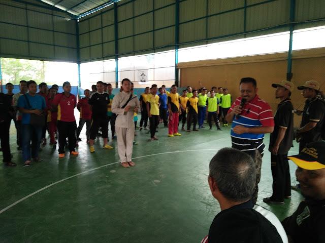 Sambut Sumpah Pemuda, PKS Medan Cada V Gelar Futsal