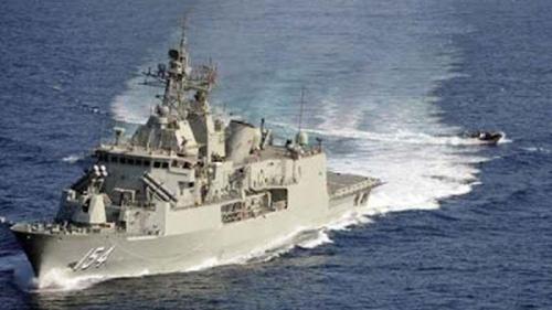 2 Kapal Australia Bantu Proses SAR KRI Nanggala 402