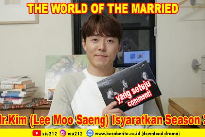 dr. Kim Isyaratkan The World Of The Married Season 2