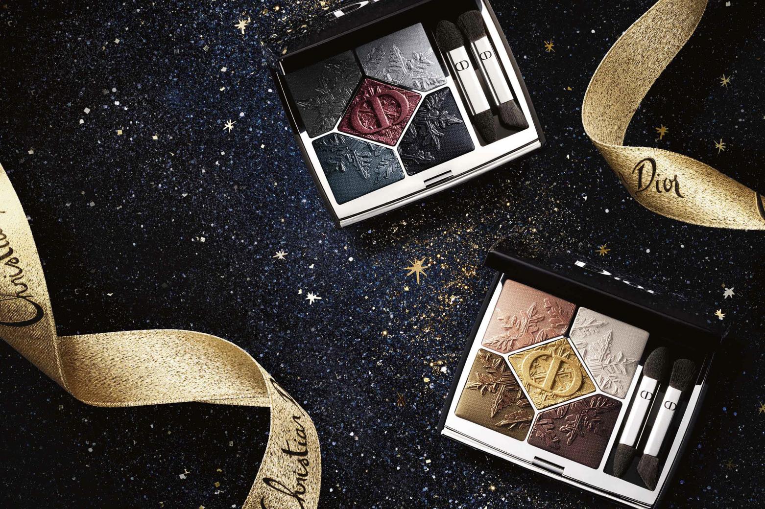 Dior Maquillage Noël 2020 Palette 5 Couleurs