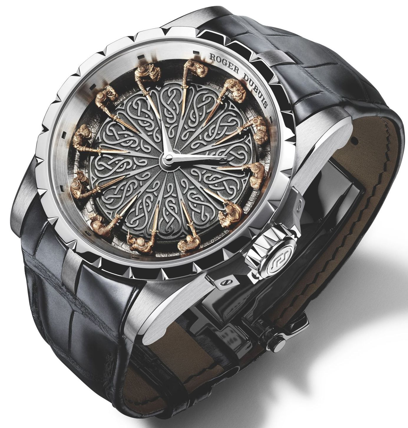 12 Knights Of The Round Table.Roger Dubuis Excalibur Knights Of The Round Table Ii