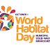 World Habitat Day observed on October 1