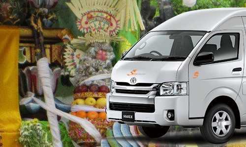 Rental Hiace sekitar Panji Sukasada Buleleng Bali
