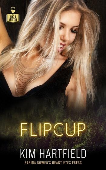 Flipcup by Kim Hartfield.