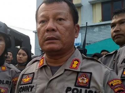 Mutasi Jabatan, AKBP Sonny Menjabat Kasat Lantas Polrestabes Medan
