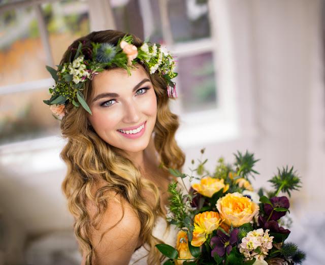 Bride Love In Bloom Beautiful 77
