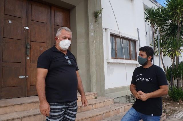 Cipó: município ganha cara nova com ações e ideias do prefeito Marquinhos do Itapicuru