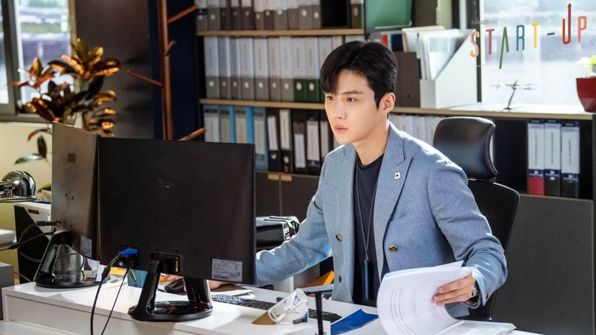Han Ji Pyeong di START-UP