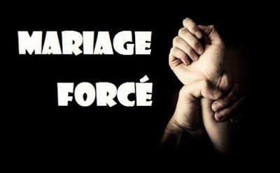 Poésie d'un Mariage Forcé