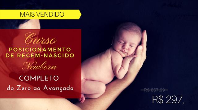 Curso Newborn, Curso recém-nascido, fotografar Recém nascidos, etc
