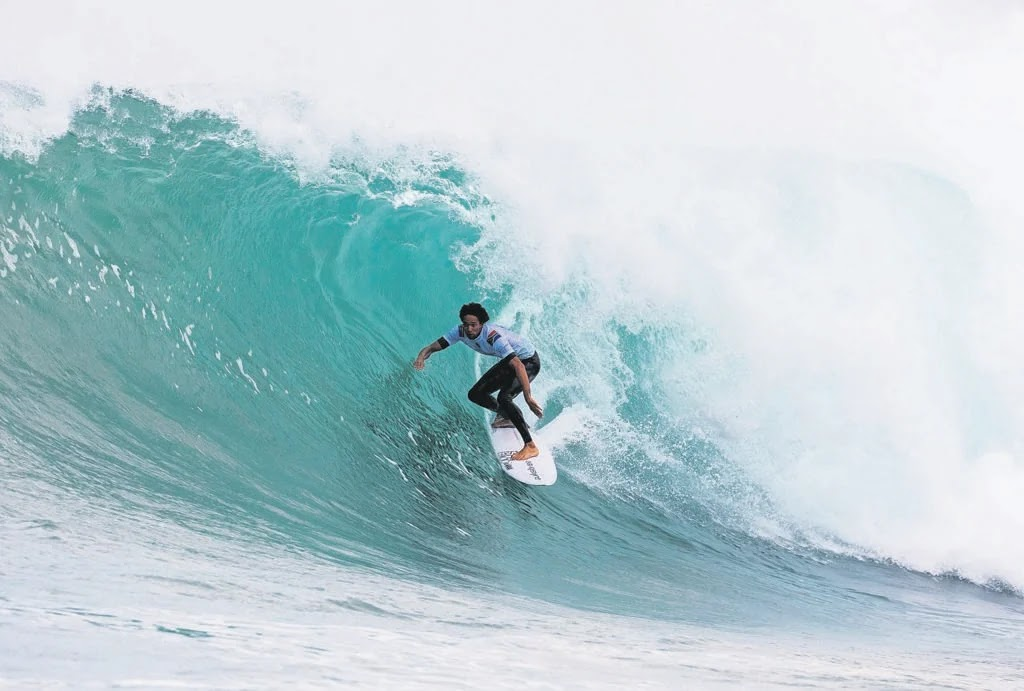 Серфинг по Садовому маршруту в Кейптауне