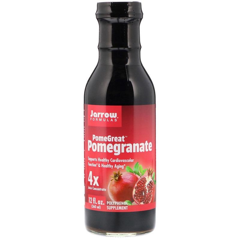 Jarrow Formulas, PomeGreat Pomegranate, 12 жидких унций (360 мл)