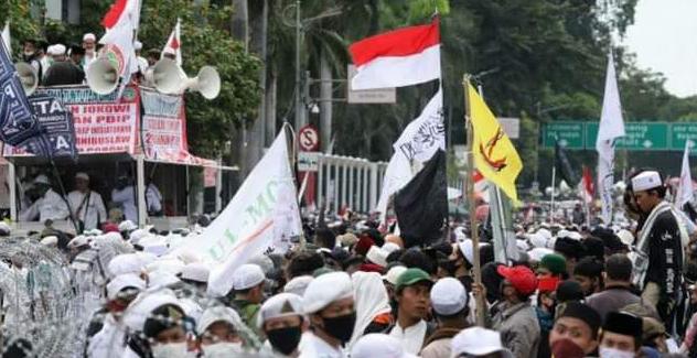 Mahfud MD: Pihak yang tunggangi Demonstrasi penolakan UU Cipta Kerja terus akan ditangkap
