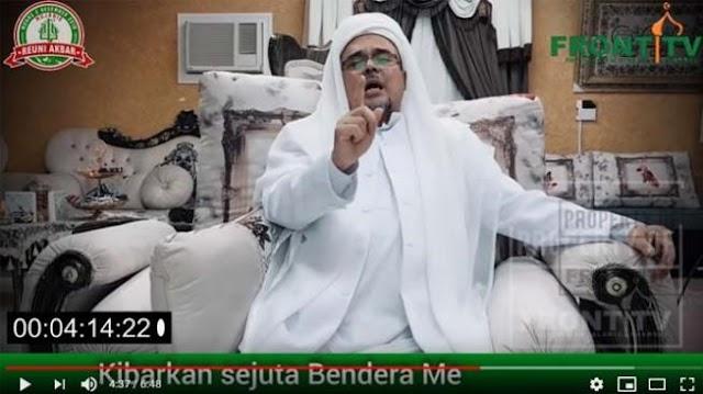 CEK FAKTA: Benarkah Habib Rizieq Shihab Jadi Pencuci Piring di Arab Saudi?