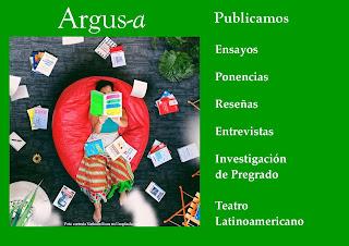 Los artículos y libros más leídos en Argus-a durante el mes de Julio de 2018