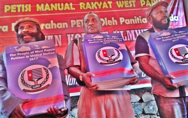 """ULMWP: Kami Tidak Punya Agenda Tentang Otsus, Fokus """"Referendum"""""""