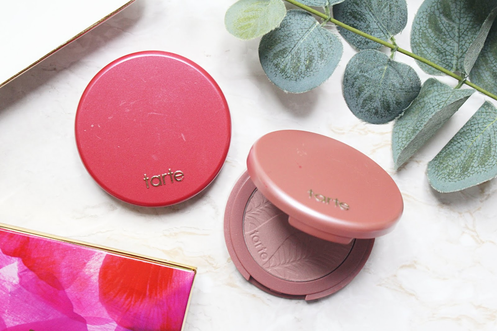 Tarte Amazonian Clay Blushes Review