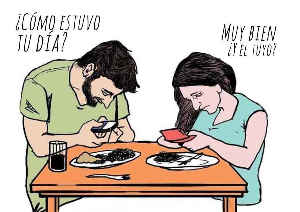 Resultado de imagen para adictos ala tecnologia