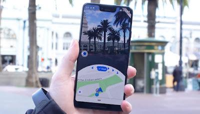 Google Maps: Realidade aumentada para Android e iOS