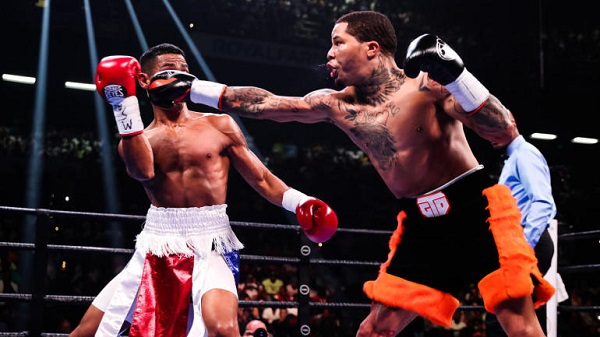 Gervonta Davis vs. Ricardo Nunez fight results: 'Tank' overpowers opponent for destructive TKO win