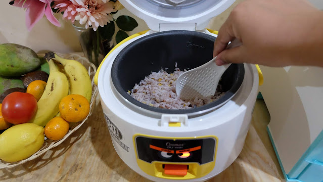 Tips memasak nasi kongbap