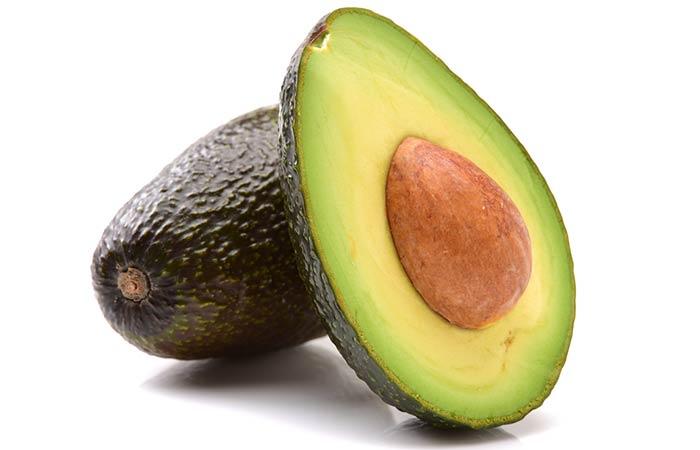 6. Avocado und Backpulver Shampoo + Conditioner