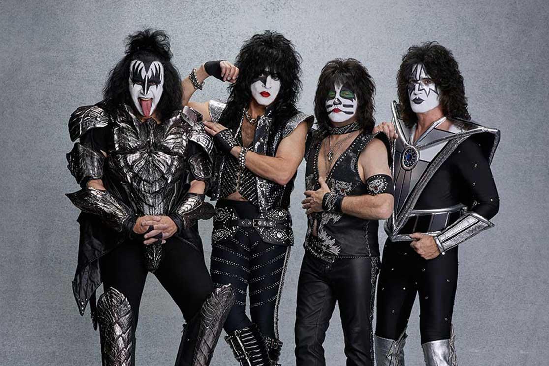 Kiss: show em Curitiba é confirmado para maio de 2020
