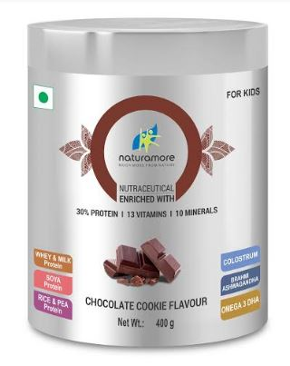Naturamore re-launches its Nutraceutical for Kids