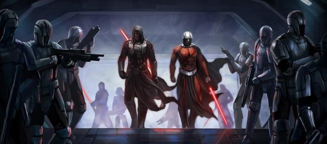 Lucasfilm ya estaría trabajando en una película sobre Star Wars: Caballeros de la Antigua República