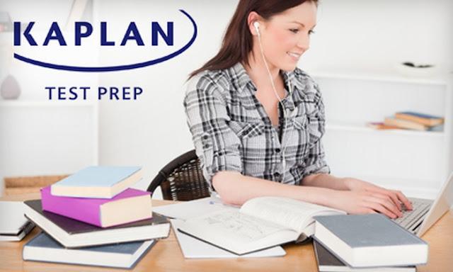Pilihan Kaplan Test Prep Online Di Edupac
