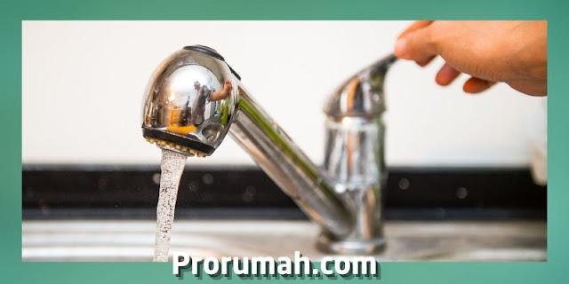 cara menata dekorasi rumah sehat - harus ada sistem air bersih