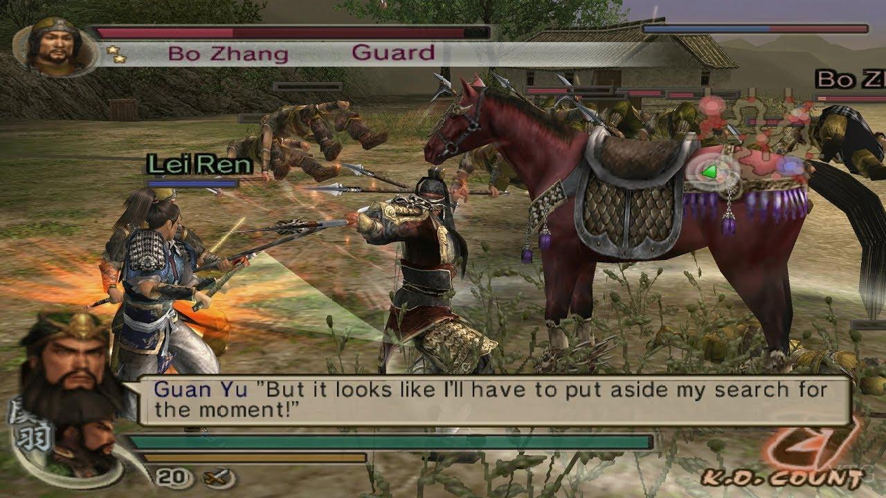 dynasty warrior 5