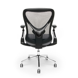 Stratus Mesh Back Office Chair by OFM