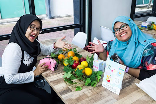 Pika Pika Sparkling Bright Tea Party & The Butterfly Project Malaysia. |
