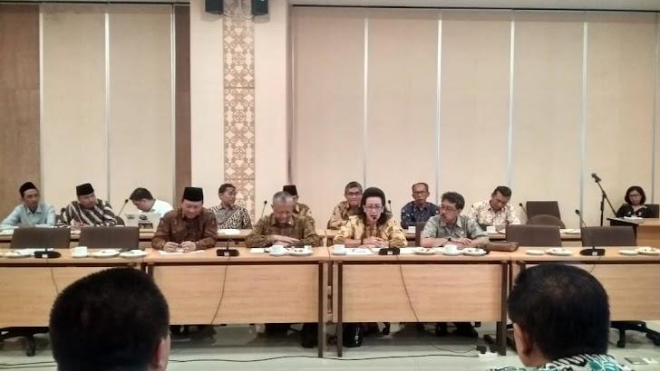 Cholid Mahmud : Danais Harusnya Dipersiapkan Untuk Program Jangka Panjang