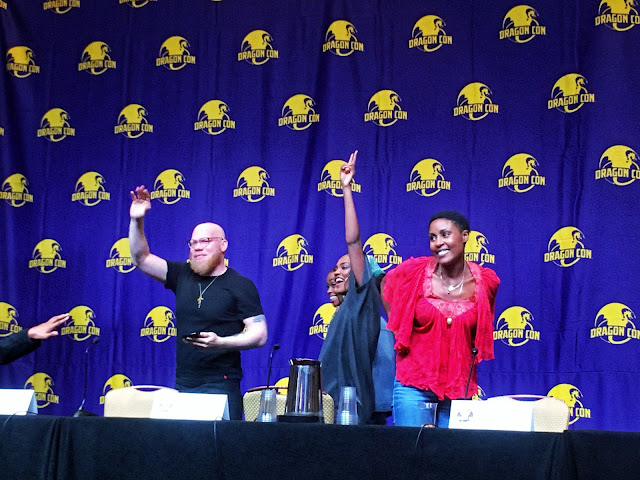 Black Lightning Panel Dragon Con 2018