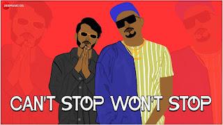 Cant Stop Wont Stop Lyrics  Ft Sahir