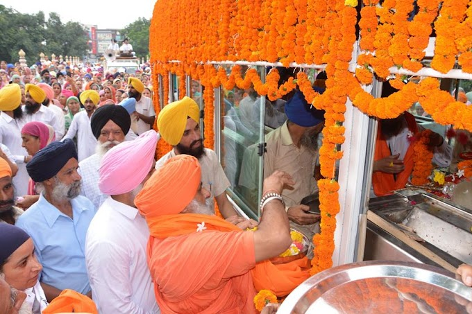 The message that Guru Nanak Dev Ji gave on the land of Sultanpur lodhi...
