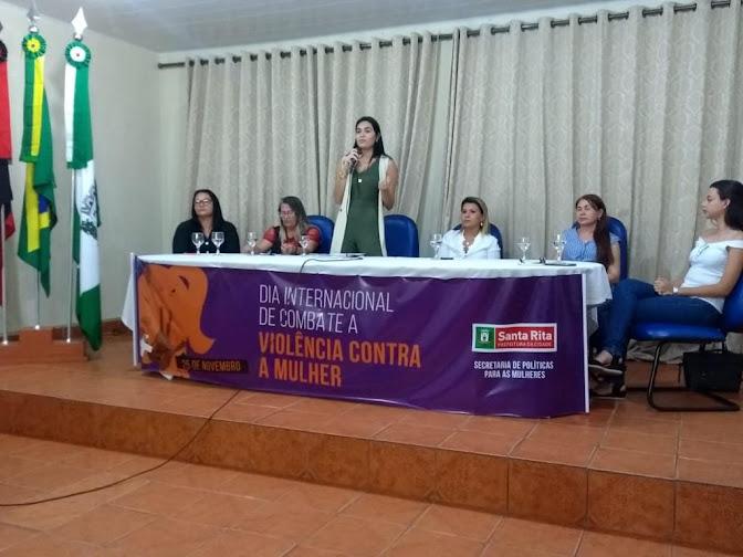 Blog JOSÉLIO CARNEIRO: Secretária Edilícya Melo quer intensificar políticas  públicas para as mulheres de Santa Rita em 2020