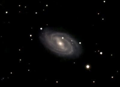 M 109, galàxia a UMa