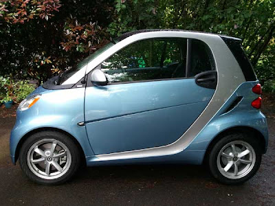Smart For Two Passion Subcompact Culture