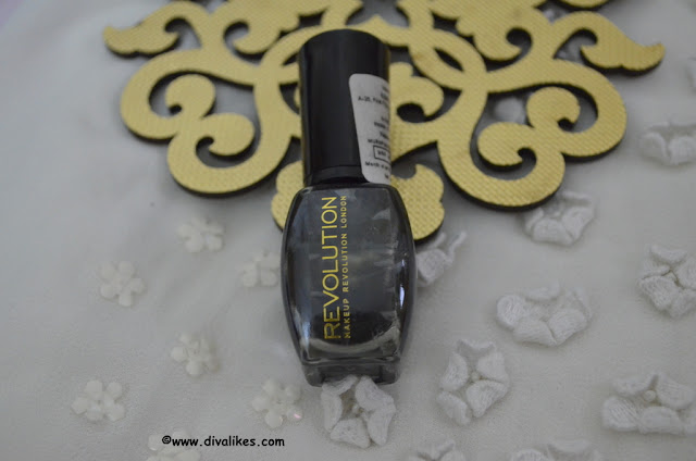 Makeup Revolution Nail Polish Maybe Tonight