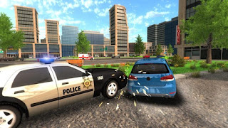 Crime Car Driving Simulator Apk - Free Download Android Game