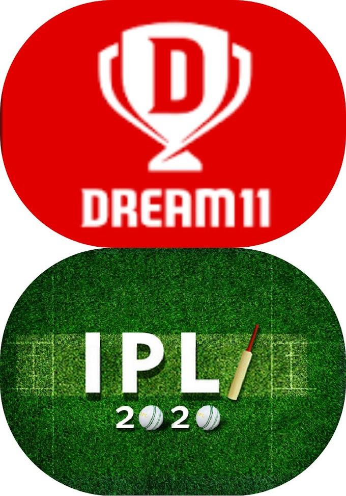 Dream 11 won the title sponsorship for IPL 2020| Dream 11 IPL 2020