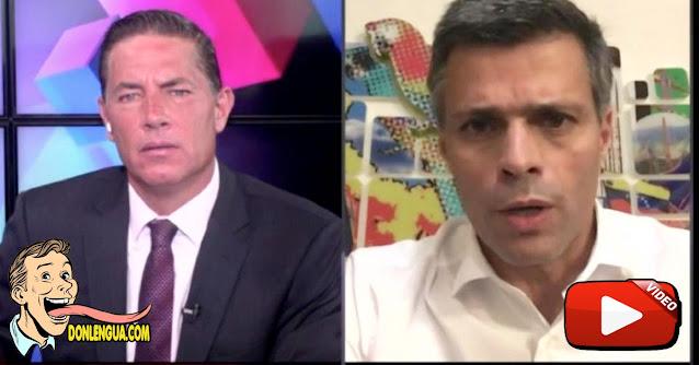 Leopoldo López anuncia protestas de calle para los próximos días